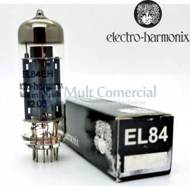 Válvula EL84EH 6BQ5 Pentodo de Potência Electro-Harmonix