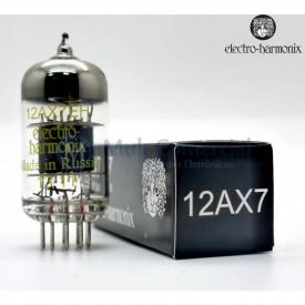 Válvula Duplo Triodo 12AX7EH ECC83 7025 Electro-Harmonix