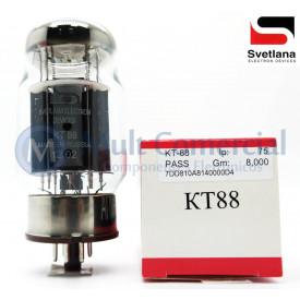 Válvula KT88 Tetrodo de Potência Svetlana