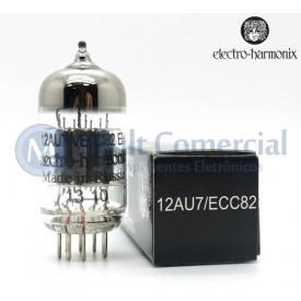 Válvula Duplo Triodo 12AU7EH ECC82 Electro-Harmonix