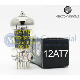 Válvula Duplo Triodo 12AT7EH ECC81 Electro-Harmonix