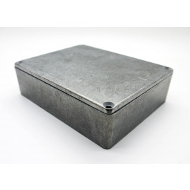 Caixa de Alumínio Original Hammond 1590BB