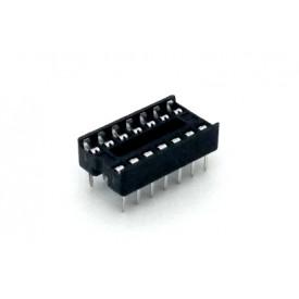 Soquete estampado MAC14 14 pinos - Cód. Loja 110 A 114