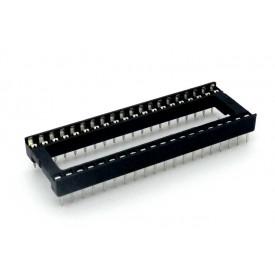 Soquete estampado MAC40 40 pinos - Cód. Loja 409 E 410