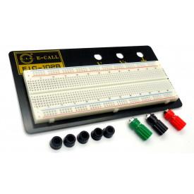 Protoboard 830 pontos sem kit de Jumpers EIC-102B 165-40-102B - E.I.C.
