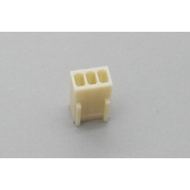 Conector KK JS-8001-03 Alojamento Fêmea passo 2.54mm 3 vias