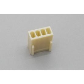 Conector KK JS-8001-04 Alojamento Fêmea passo 2.54mm 4 vias