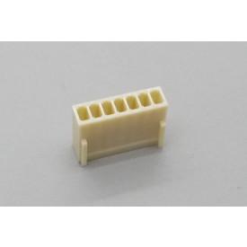 Conector KK JS-8001-07 Alojamento Fêmea passo 2.54mm 7 vias