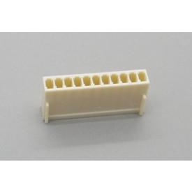 Conector KK JS-8001-11 Alojamento Fêmea passo 2.54mm 11 vias