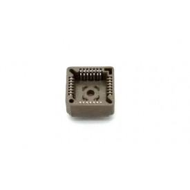 Soquete PLCC28 28 pinos - DS1032-28SDN   Cód. Loja 411