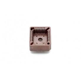 Soquete PLCC32 32 pinos - DS1032-32SDN   Cód. Loja 420