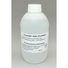 Fluxo de solda No Clean 500ml - Best