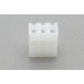 Conector KK JS-5001-03 Alojamento Fêmea passo 3.96mm 3 vias