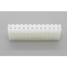Conector KK JS-5001-12 Alojamento Fêmea passo 3.96mm 12 vias