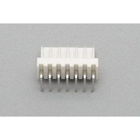 Conector KK JS-7001-07 Macho 90º passo 2.54mm 7 vias