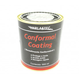 Revestimento Conformável (Conformal Coating) 900ml - Implastec