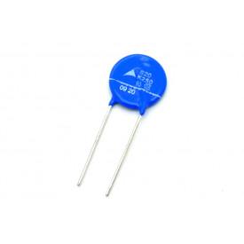 Varistor S20K50V / 820KD20 Cód. Loja 763