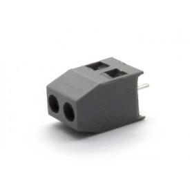 Borne de uso geral com 2 vias CBM002 passo de 5.08mm