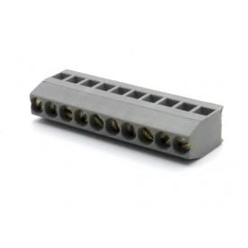 Borne de uso geral com 10 vias CBM10 passo de 5.08mm