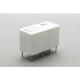 Relé para uso geral 5Vdc 2A DPDT 2 contatos reversíveis 876AN-2C-S-5VDC - Song Chuan