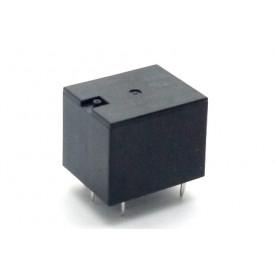 Relé para uso geral 12Vdc 10A SPDT 1 contato reversível 833H-1C-C-12VDC - Song Chuan
