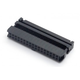 Conector para Flat Cable IDC com Aliviador de 34 vias 101-34TAK
