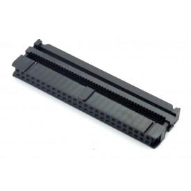 Conector para Flat Cable IDC com Aliviador de 50 vias 101-50TAK