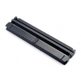 Conector para Flat Cable IDC com Aliviador de 60 vias 101-60TAK