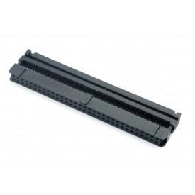 Conector para Flat Cable IDC com Aliviador de 64 vias 101-64TAK