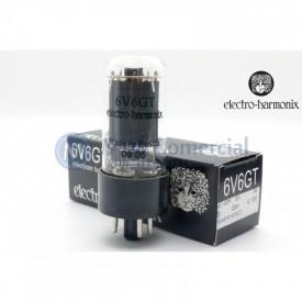 Válvula 6V6GT Pentodo de Potência Electro-Harmonix