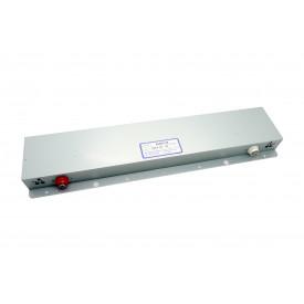 Tanque de Reverb Longo com 2 Molas 4AB3C1B (SLM) - Accutronics & Belton