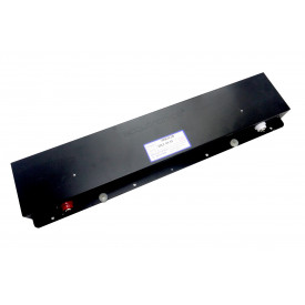 Tanque de Reverb Longo com 2 Molas 4EB2C1B - Accutronics & Belton