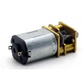 Micromotor com redução 6V - 170 RPM