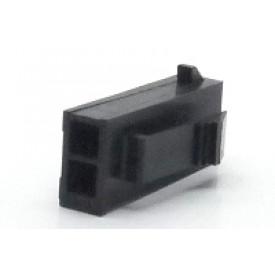 Alojamento Macho JS-3024-02 Micro fit passo 3.00mm 2 vias - 2x1
