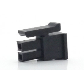 Alojamento Fêmea JS-3025-02 Micro fit passo 3.00mm 2 vias - 2x1