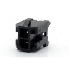 Conector Macho JS-3026 180º Micro fit passo 3.00mm