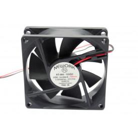 Microventilador Cooler RT-080 12VDC 3.000RPM 2.16 Watts (80x80x25mm) Bucha - 14.204-E - Nework