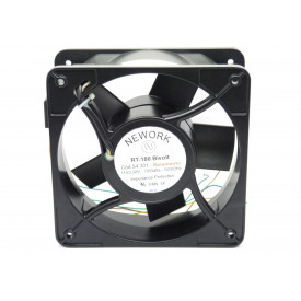 Microventilador Cooler RT-180 Bivolt 115/230VDC  70 Watts (180x180x65mm) Rolamento - 54.301 - Nework