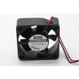 Microventilador Cooler AD0305MB-G50 5VDC 9000RPM 0.51 Watts (30x30x10mm) Rolamento - BERFLO