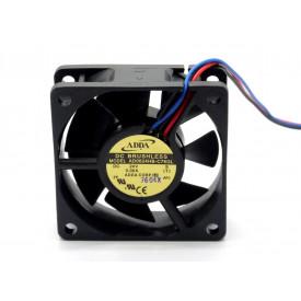 Microventilador Cooler AD0624HB-C76GL 24VDC 4.500RPM 2.16 Watts (60x60x20mm) Rolamento - BERFLO