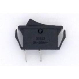 Interruptor de Tecla Plástica Unipolar 3A 20.123 LIGA/DESLIGA JL25020 - Margirius