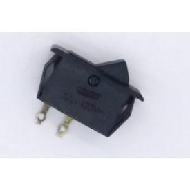 Interruptor de Tecla Plástica Unipolar 6A 15.127 (LIGA)/DESLIGA Momentânea JL225091 - Margirius