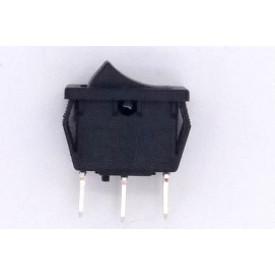 Interruptor de Tecla Plástica Unipolar 3A 16.101 LIGA/LIGA  MFTFE2S - Margirius