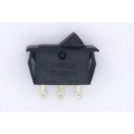 Interruptor de Tecla Plástica Unipolar 10A 15.103 LIGA/DESLIGA/LIGA M1FT1FS1S - Margirius