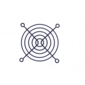 Tela Para Microventilador 80x80 E-07 - Preto