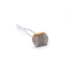 Sensor de luminosidade LDR 5mm - LG5516