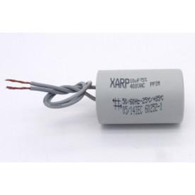 Capacitor de Partida 10uf/400VAC 50/60Hz +-5% - XARP