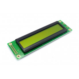Display LCD 20x02 Verde sem Luz de Fundo (Back Light) WH-2002A-NYG-JT - Winstar