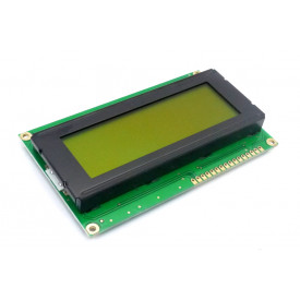 Display LCD 20x04 Verde com Luz de Fundo (Back Light) WH-2004A-YYH-JT - Winstar