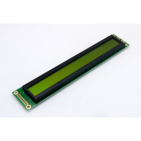 Display LCD 40x02 Verde sem Luz de Fundo (Back Light) WH-4002A-NYG-JT - Winstar